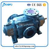 高性能の電動機を搭載する水平の多段式水ポンプ