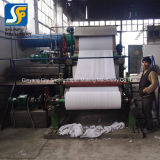 Las materias primas para la elaboración de rollos de papel higiénico// Papel Higiénico para la venta de negocios