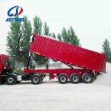 Hochleistungs60tons 3axle Seiten-Neigen/Kipper-LKW-Schlussteil-Hersteller