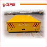 Transport-Lastwagen auf Kleber-Fußboden für das Industrie-Handhaben