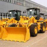 Carregador da máquina da construção do peso de 11 toneladas