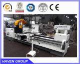 CW62103C/1500 gran orificio de la mangueta metal torno giratorio horizontal máquina