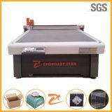 caixa de papelão da Faca Oscilante CNC máquina de corte 2516