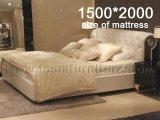 2016 nieuw Bed Van uitstekende kwaliteit ls-412 van het Bed van de Inzameling het Nieuwe Bed van het Leer Faux van de Bedden van het Hotel van het Ontwerp van het Bed van het Ontwerp Italiaanse