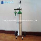 Qualitäts-justierbare Sauerstoff-Halter-Sauerstoffbehälter-Karren-Sauerstoff-Laufkatze