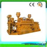 La combinación de calor y electricidad de potencia de 500kw Msw a generador de energía (130kw).