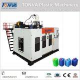 Tonva Hollow Container Double Station 20L Máquina de moldagem de sopro de extrusora de plástico