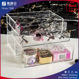 Marque Acrylic Lucite Showcase Jewelry Pastry Bakery Counter Display