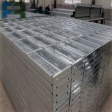 Prancha de aço galvanizada Q235 do trampolim de aço para o andaime