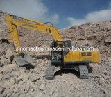 Mini escavatore di Sinomach escavatori idraulici del cingolo dell'attrezzatura per movimento di terra del macchinario di costruzione da 25 tonnellate 1.2m3