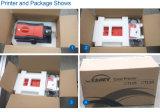 Printer van het Adreskaartje van pvc van Seaory T11 de enig-Opgeruimde