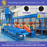 Gummipuder-Schleifmaschine-Fabrik verkauft Gummipuder-Maschinerie