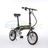 Tasche 14inch, die elektrisches e-Fahrrad mit Gewicht 18kg faltet