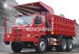 Sinotruk Wero採鉱トラック30トンの6X4 371HPのかダンプトラックZz3259n364pb3