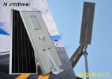 Fabricante de carretera al aire libre la resistencia del viento solar Calle luz LED