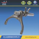 Ttuckの部品のための高品質によって造られる鋼鉄鍛造材シフトフォーク