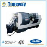 300-660mm Swing Flat Bed CNC Lathe Machine (CK 시리즈)