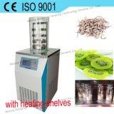 음식과 과일 (LGJ-18S)를 위한 CFC 자유로운 수직 동결 건조기 또는 냉동 건조기