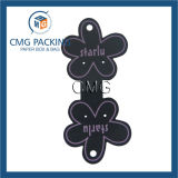 La dimensión de una variable de la flor plegable la tarjeta de la visualización del collar (CMG-049)