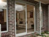 Constructeur en aluminium de porte de tissu pour rideaux de bonne qualité