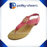 Donne noi sandalo di caduta di vibrazione di 2.6 colori rossi