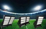 フットボールのサッカーのコオロギフィールド600W屋外LEDのための高い発電140lm/Wの高いマストの競技場の照明は照明を遊ばす