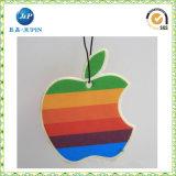 정리하십시오 신선한 녹색 Apple 서류상 자동적인 공기 청정제 (JP-AR011)를