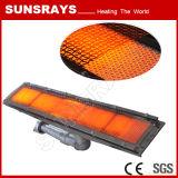 Spuntini che asciugano bruciatore infrarosso (GR2002)