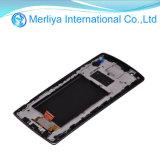 Handy schwarzer LCD-Bildschirm-Analog-Digital wandler Assembly+Frame für Fahrwerk G4
