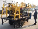 Plate-forme de forage mobile montée par camion de puits d'eau de tricycle (XYX-200)