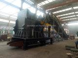 Psx5050 Línea de producción de chatarra de acero Desmenuzador de metal