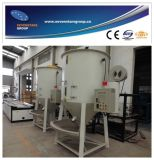 Verticale Drogende het Verwarmen Plastic Mixer met Hoge Capaciteit