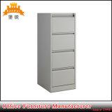 Alimentação de fábrica Luoyang Estrutura Kd 4 gaveta armário de arquivos de Aço