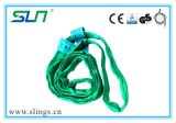 セリウムGSとの2018 2t*4m円形の吊り鎖の安全率の6:1