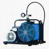 Aparato con gran consumo de aire que rellena el compresor de aire