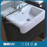 Горячая продажа MDF ванной комнате с раковиной Sw-M003
