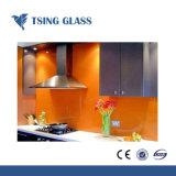 De aangepaste Grootte, de Grootte van de Besnoeiing ontruimt/Gekleurd Gelamineerd Glas van 300X300mm