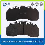 Almofada de freio chinesa do caminhão do elevado desempenho do fabricante
