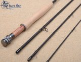 Comercio al por mayor racionalizar Super Ligero Cork Grip Fly Fishing Rod