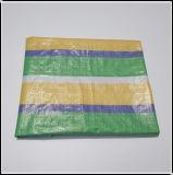 Bande durable PE de bâches pour la couverture du sol