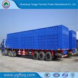 Nieuwe 3 Asbus/Van Type Cargo Semi Aanhangwagen met As Fuwa/BPW voor Vervoer van Bulkgoederen