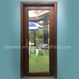 Portello di entrata solido di legno di quercia di stile americano ed europeo