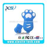 USB variopinto Flash Drive di Shape delle zampe del Cat di Promotion per Gift (XST-USB-006)