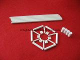 Alúmina Rod de pulido de cerámica de la precisión de la resistencia de desgaste alto para la maquinaria de la materia textil