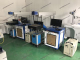 Macchina del laser della marcatura del CO2 della guarnizione del fornitore 50W della Cina di stile della Tabella