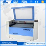 MDF acrílico grabado por láser Corte láser CNC Máquina FM1390