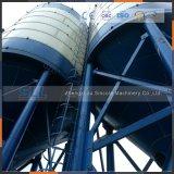 Como construir um silo para a planta concreta de Batchin