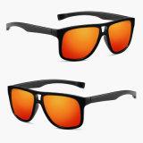 Concepteur de gros châssis plastique PC Logo personnalisé de la mode des lunettes de soleil polarisées Bywd0943