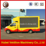 Forland mobiler LED-Bildschirmanzeige LKW mit Benzin-Motor