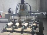 Máquina multi del ranurador del CNC del eje de los ejes de rotación 4 con 3D rotatorio para la madera del grabado, metal suave,